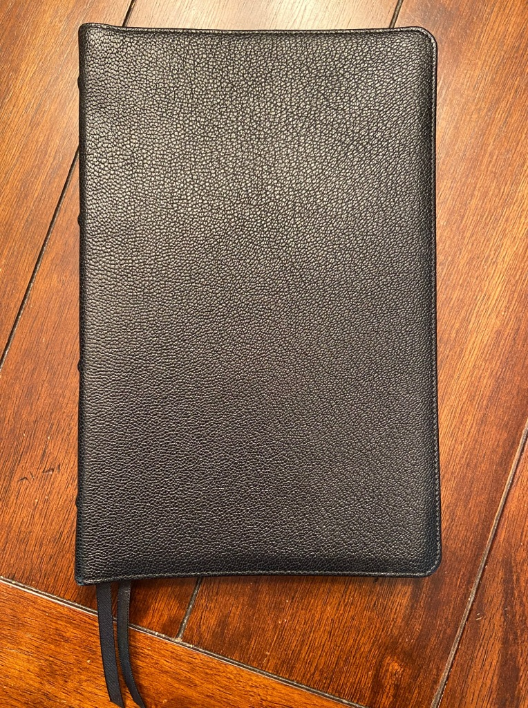 Crossway ESV Heirloom Thinline Bible Cover
