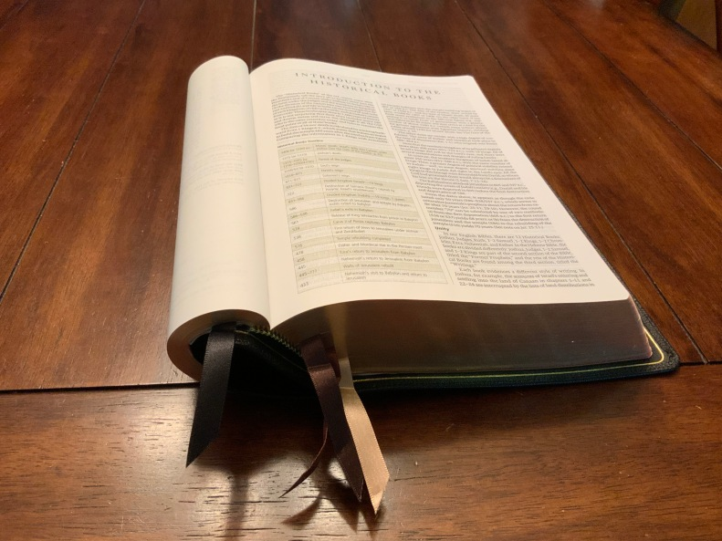 Crossway ESV Heirloom Study Bible